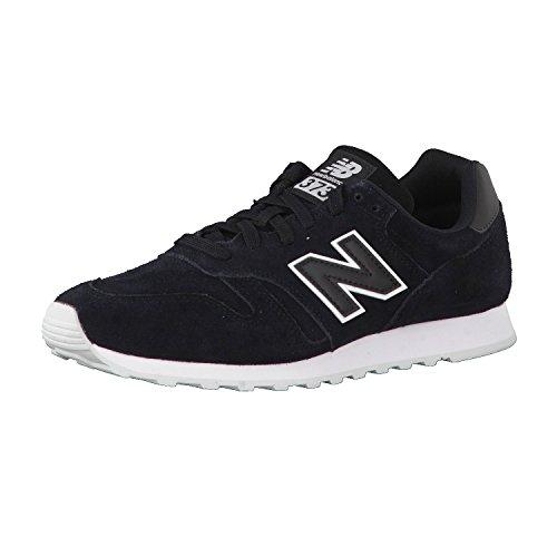 New Balance Herren 373 Sneaker Schwarz (Black)