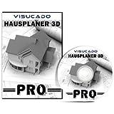 VisuCado Hausplaner 3D PRO - moderne Architektur Software für Profis