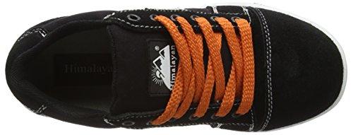Himalayan Skater Style, Chaussures De Sécurité Unisexes - Noir Adulte (noir)