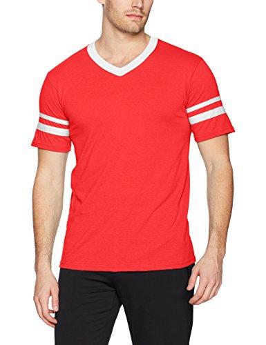 Augusta Sportbekleidung XXL rot/weiß -