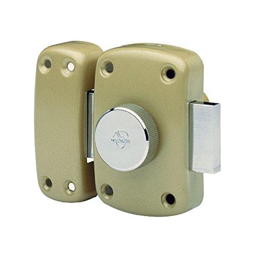 Verrou à bouton Cyclop - 30 mm