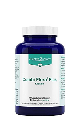 effective nature Combi Flora - Plus - 180 Kapseln
