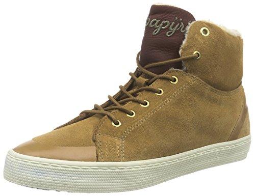 Napapijri Ellen, Sneaker alta donna, Beige (Beige (light toffee N40)), 38