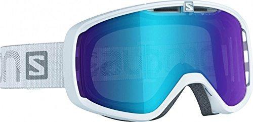 Salomon, Unisex-Skibrille, Für Brillenträger, Airflow-System, AKSIUM
