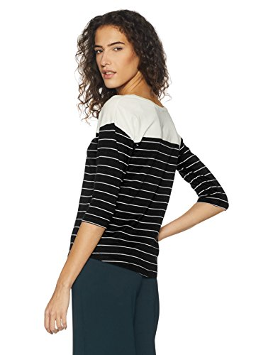 Sugr-Womens-Slim-Fit-Cotton-T-Shirt