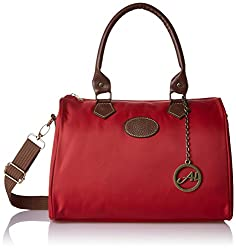 Alessia74 Women's Handbag (Red) (TY023H)