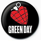 Green Day - Grenade BT 112 - Ansteck Button Ø2,5 cm