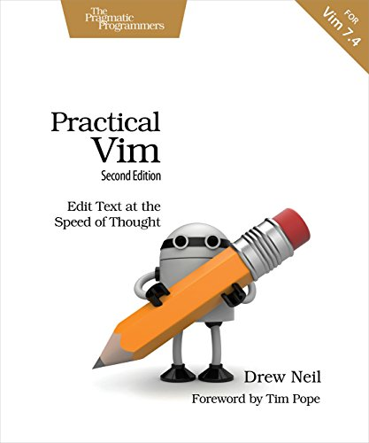 Practical Vim: Edit Text at the ...