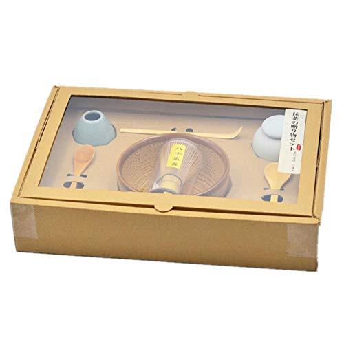Wuyanes chasen strumento frusta matcha in polvere di tè verde giapponese fruste di bamboo