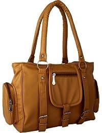 Sirohiya Womens Hand Bag/ College Girls Handbag/ Mustard Hand Bag 20