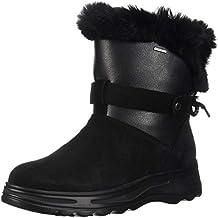 Geox D Hosmos B ABX C, Botas de Nieve para Mujer