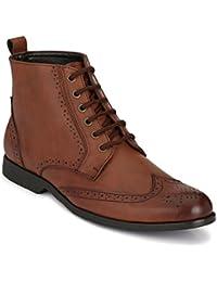 San Frissco Men's Combat Boots