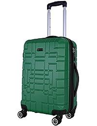 SHAIK Serie XANO Maletas De Viaje Set De 3 Piezas - Candado TSA 45/78/124 Capacidad De Litros Cubierta Dura Y Flexible Equipaje De…