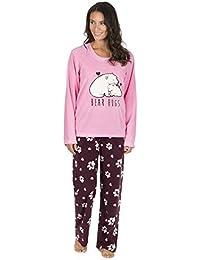 Forever soñando suave Snuggle forro polar Twosie pijama Set