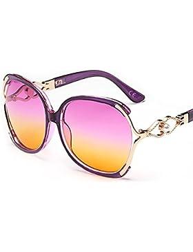 BVAGSS Gafas Retro Mujer De Los Decoración Gafas De Sol UV400