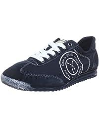 Calvin Klein Jeans MAXIMIUS WASHED HEAVY NYLON/SUEDE - Zapatos con cordones de cuero hombre