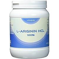 Vitasyg L-Arginin HCL Pulver 100 Prozent rein, optimale Löslichkeit, 1er Pack (1 x 1 kg) preisvergleich bei fajdalomcsillapitas.eu