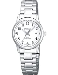 Pulsar Uhren Damen-Armbanduhr XS Klassik Analog Edelstahl PH7145X1