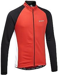 Tenn Unisex Winter Weight II Long Sleeve Cycling Race Jersey