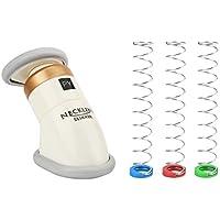 Tragbare professionelle dünne Axunge in Kinn Kinn Massager Kinn Trainer mit drei Federn Stoff Taschen Verpackung preisvergleich bei billige-tabletten.eu