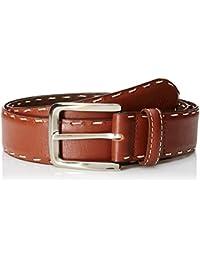 Camelio Men's Leather Belt