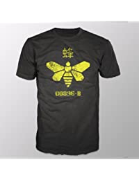 Breaking Bad - T-Shirt Golden Moth Chemical - Noir