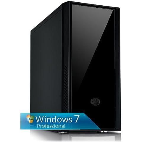 Ankermann-PC CAD Station, Intel Core i7-6700K 4x4.00GHz Skylake, PNY Quadro K620 2GB, 16 GB RAM KINGSTON DDR-4 PC2133, Samsung SSD 850 PRO 128GB, 2000 GB Disco Duro, Windows 7 Professional 64 Bit, EAN 4260409311428