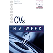 CVs in a week 3rd Edition (IAW) by Graham Willcocks (2002-07-31)