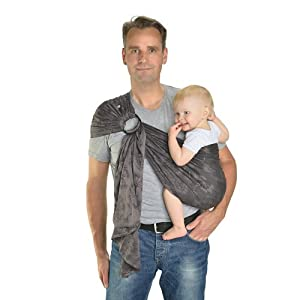 Hoppediz Jaquard Chicago Ring Sling   2
