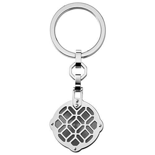 porte-cles-montegrappa-filigree-key-ring-steel