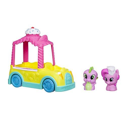 260 Spielzeug - Mein kleines Pony Pinkie Pie - Roll 'n Ring Cupcake Truck Spielset ()