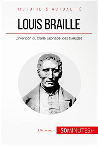 Louis Braille: Linvention du braille, lalphabet des aveugles (Grandes Inventions t. 7)