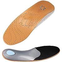 Hoxin Unisex-Kunstleder-Orthetik-Schuh-Einlegesohlen, 2,8-3 cm Flache Fußstütze mit flachem Fuß für die Korrektur... preisvergleich bei billige-tabletten.eu