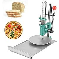 GOTOTOP Máquina Manual de la Prensa de la Pasta Laminadora de Masa para Hacer Pasteles Pizza