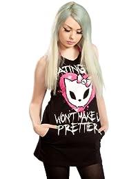 Bye Bye Kitty - Vestido - ajustado - para mujer