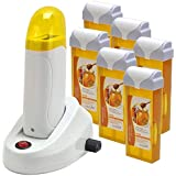 Wax hair removal kit 8in1