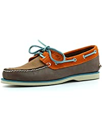 CHAUSSURES TIMBERLAND CLASSIC BOAT 2 EYE POTTING SOIL