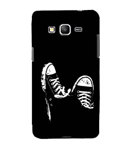 PrintVisa Boots 3D Hard Polycarbonate Designer Back Case Cover for Samsung Galaxy Core Prime :: Samsung Galaxy Core Prime G360 :: Samsung Galaxy Core Prime Value Edition G361 :: Samsung Galaxy Win 2 Duos TV G360BT :: Samsung Galaxy Core Prime Duos