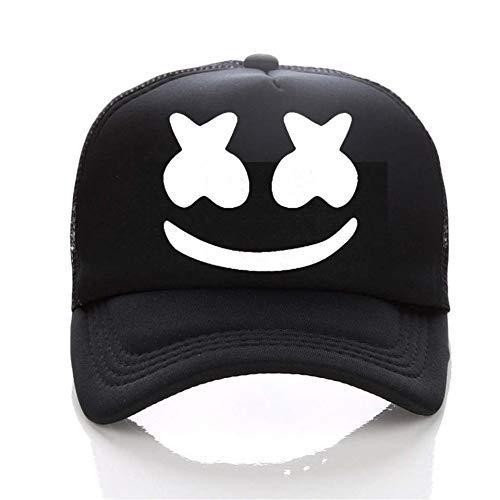 CGXBZA Punk Style Gedruckt Rock Band Herren Baseball Caps Marke China Winter Hüte Für Jungen Baumwolle