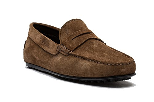 Tods to locate Suede Moccasins City Men