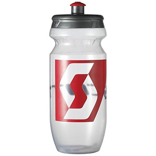 scott-corporate-g3-fahrrad-trinkflasche-klar-rot-070-liter