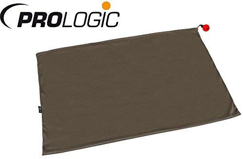 Prologic New Green Carp Sack Size L 100x70cm - Karpfensack zur Hälterung von Karpfen, Zurücksetzen von Karpfen, Wiegesack