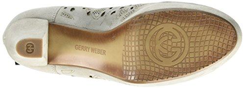 GERRY WEBER Ella 17 Damen Kurzschaft Stiefel Grau (linen 203)