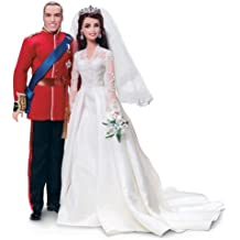 Mattel W3420 - Barbie y Ken duque de Cambridge Guillermo y Catalina  (edición coleccionista) cb2b5e24c28