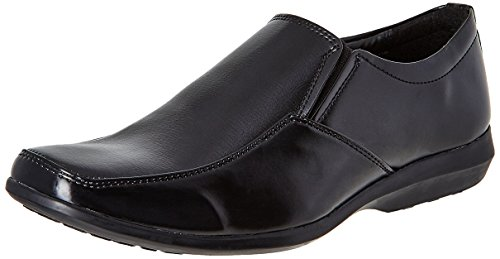 Bata Men's Sa 05 Black Formal Shoes - 9 UK/India (43 EU)(8516713)