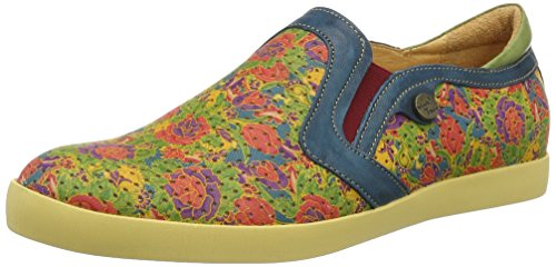Think Damen Seas Slipper, Mehrfarbig (Multicolour 99), 41.5 EU