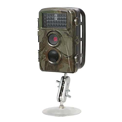 Lixada 12MP 720P Wildlife Trail Camera/Outdoor Jagd Scouting Kamera Digital ¨¹berwachungskamera 65ft Infrarot Nachtsicht 0.6s Trigger Zeit.