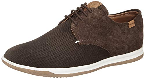 Buy Extacy By Red Chief Men's Brown Leather Sneakers-8 UK/India (42EU) (EXT135_003_8) online in India at discounted price