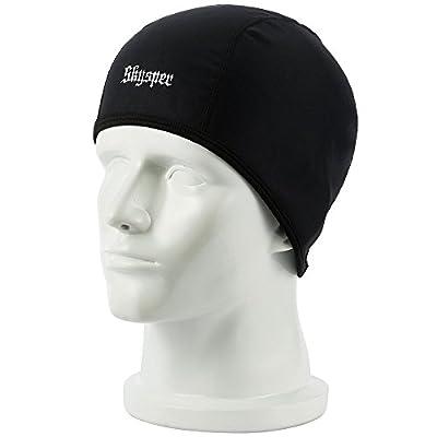 SKYSPER Cycling Cap Thermal Skull Caps Men Winter Helmet Liner Cap Warm Running Hat Sports Beanie from SKYSPER