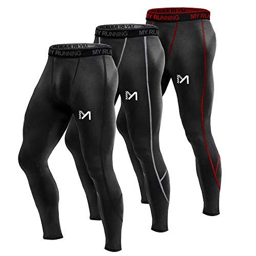 Jogging Pantalons Dry Meetyoo Base Respirant Course Layer Collant Cool Compression HommeSport Fitness Musculation Pour Et Cyclisme Legging Running vNm8nw0